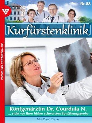 cover image of Kurfürstenklinik 88 – Arztroman