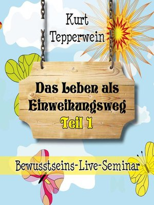 cover image of Bewusstseins-Live-Seminar