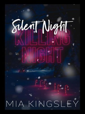 cover image of Silent Night, Killing Night