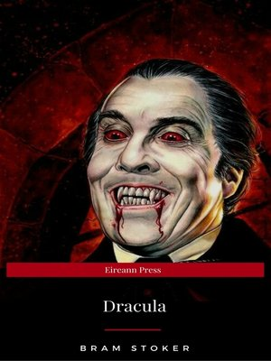 cover image of Dracula (Eireann Press)