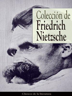 cover image of Colección de Friedrich Nietzsche
