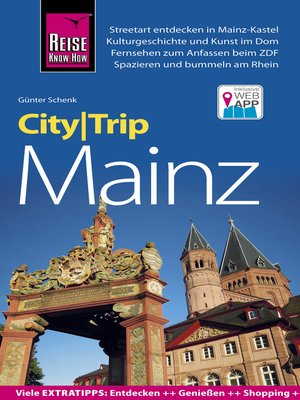 cover image of Reise Know-How CityTrip Mainz