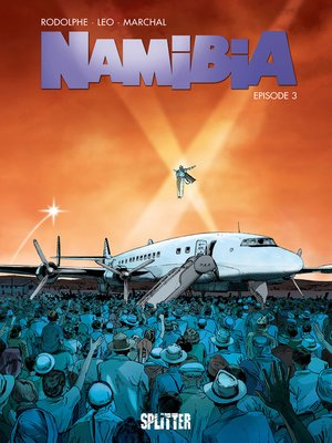 cover image of Namibia. Band 3