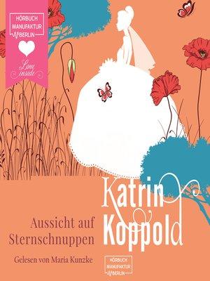 cover image of Aussicht auf Sternschnuppen