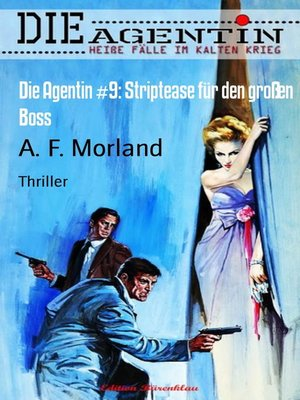 cover image of Die Agentin #9