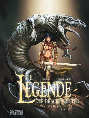 cover image of Die Legende der Drachenritter. Band 3