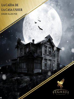 cover image of La Caida de la Casa Usher