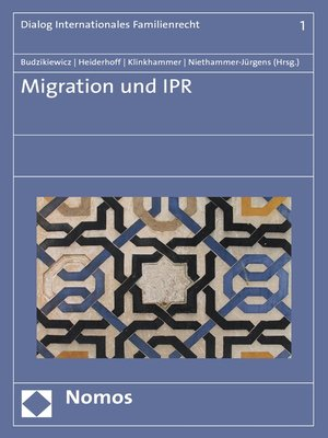 cover image of Migration und IPR