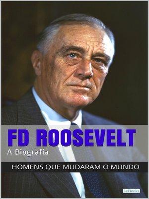 cover image of Franklin Delano Roosevelt