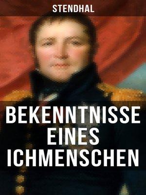 cover image of Bekenntnisse eines Ichmenschen