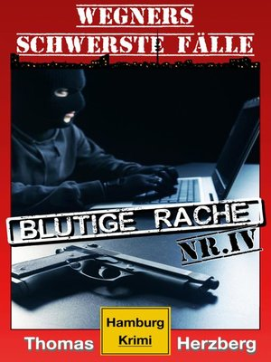 cover image of Blutige Rache