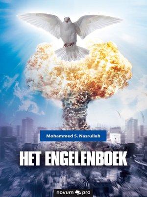 cover image of HET ENGELENBOEK