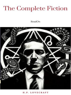 cover image of H.P. Lovecraft
