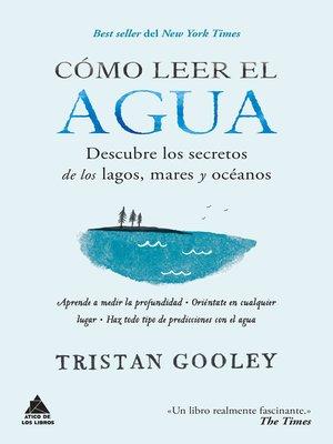 cover image of Cómo leer el agua