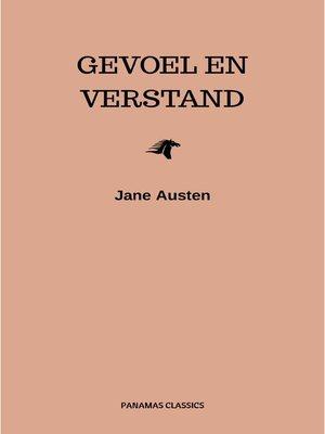 cover image of Gevoel en verstand
