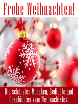 cover image of Frohe Weihnachten!
