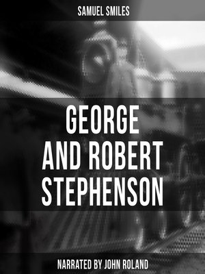 cover image of George and Robert Stephenson
