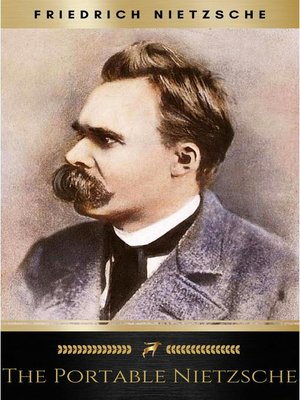 cover image of The Portable Nietzsche (Portable Library)