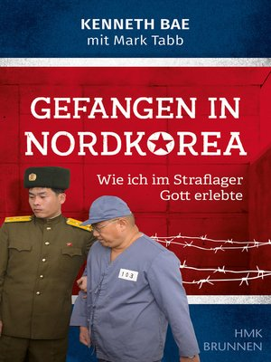 cover image of Gefangen in Nordkorea