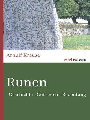 cover image of Runen