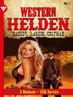 cover image of Western Helden 1 – Erotik Western