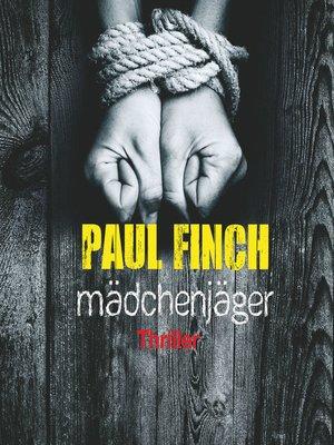 cover image of Mädchenjäger
