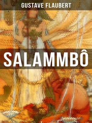 cover image of SALAMMBÔ