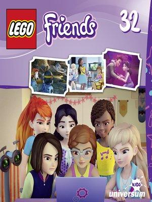 cover image of LEGO Friends Folgen 58-61