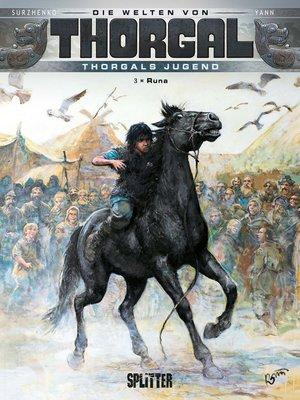 cover image of Die Welten von Thorgal--Thorgals Jugend. Band 3