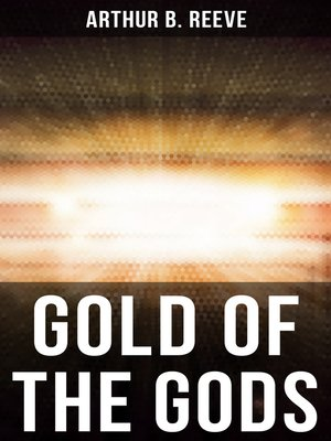 cover image of GOLD OF THE GODS