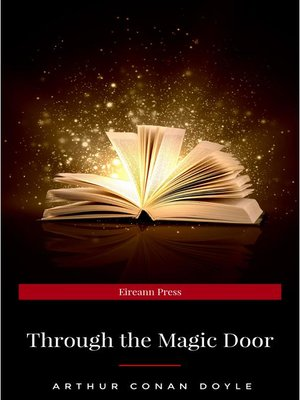 cover image of Through the Magic Door