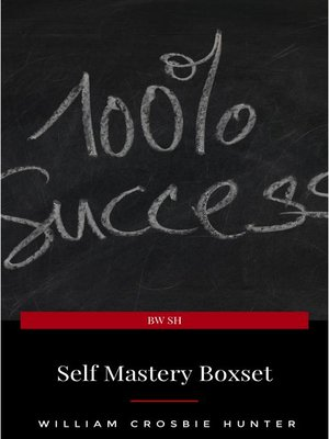 cover image of Self Mastery Boxset