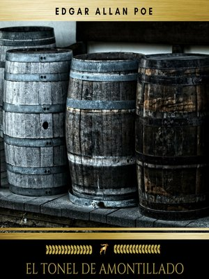 cover image of El Tonel De Amontillado