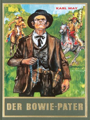 cover image of Der Bowie-Pater