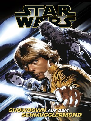 cover image of Star Wars--Showdown auf dem Schmugglermond