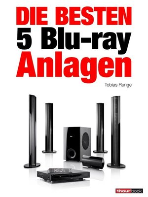cover image of Die besten 5 Blu-ray-Anlagen