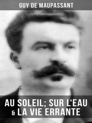 cover image of Guy de Maupassant