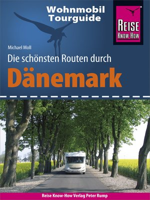 cover image of Reise Know-How Wohnmobil-Tourguide Dänemark