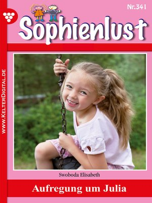 cover image of Sophienlust 341--Familienroman