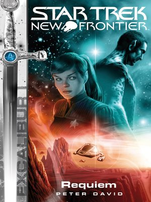 cover image of Star Trek--New Frontier 07