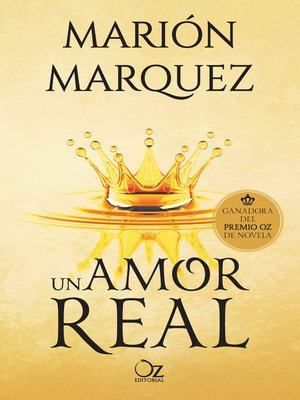 cover image of Un amor real