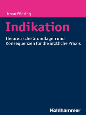 cover image of Indikation
