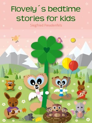 cover image of Flovely´s bedtime stories for kids