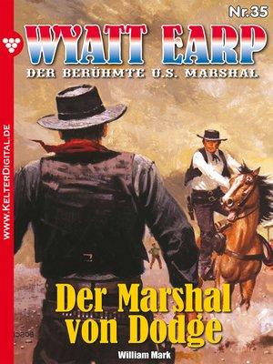 cover image of Wyatt Earp 35 – Western