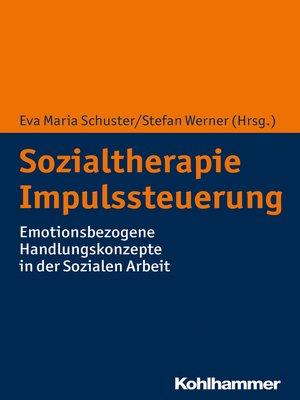 cover image of Sozialtherapie Impulssteuerung
