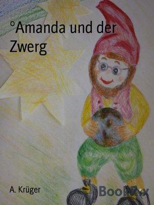 cover image of °Amanda und der Zwerg