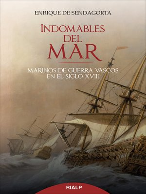 cover image of Indomables del mar