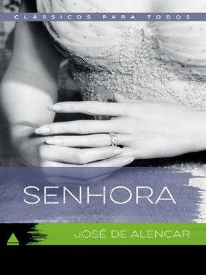 cover image of Senhora