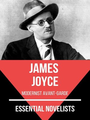 cover image of Essential Novelists--James Joyce
