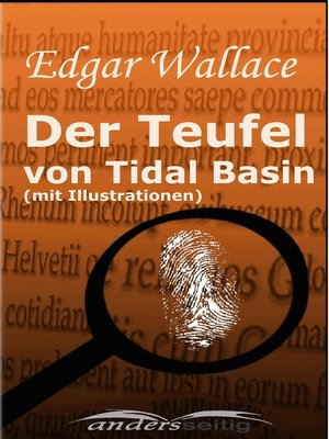 cover image of Der Teufel von Tidal Basin (mit Illustrationen)